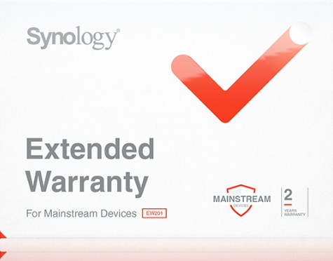 Synology NAS Enineered for reliability