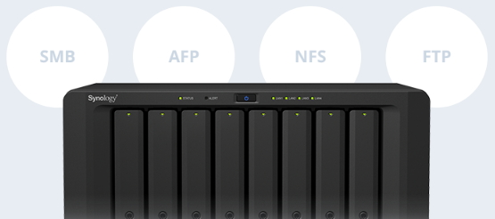 Synology NAS Ultimate file management