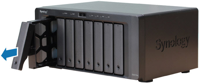 Synology NAS High reliability