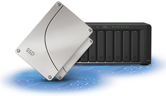 Synology NAS SSD Cache
