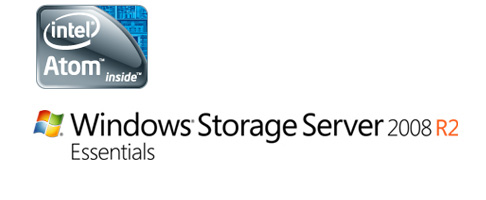 WD DX4000 Windows Storage Server