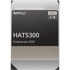 "Synology 3.5"" SATA HDD HAT5300 High-performance, reliable hard drives for Synology systems - 8TB"