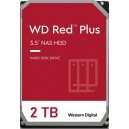 "WD Red™ Plus NAS Hard Drive 3.5"" Internal Drives - 2TB"