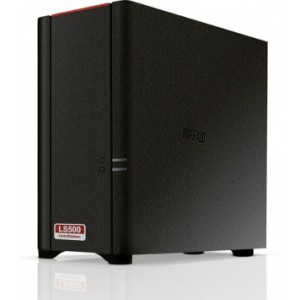 Buffalo NAS LS510D0301 LinkStation™ 510 1-Bay Consumer NAS - 3TB