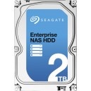 Seagate Enterprise NAS Harddisk 2TB, 128MB CACHE, SATA 6 GB/s for NAS 24x7 - ST2000VN0001
