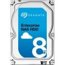 Seagate Enterprise NAS Harddisk 8TB, 256MB CACHE, SATA 6 GB/s for NAS 24x7 - ST8000VN0001