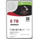 Seagate NAS IronWolf 8TB, 256MB CACHE, SATA 6GB for NAS 24x7 - ST8000VN0022
