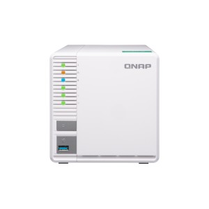 QNAP QNP-TS-328 Budget-friendly RAID 5 NAS providing more storage space and data protection