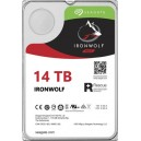Seagate NAS IronWolf 14TB, 256MB CACHE, 7200rmp, SATA 6GB for NAS 24x7 - ST14000VN0008