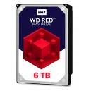 WD Red 6TB, 256MB CACHE, 5400 rpm, SATA 6GB for NAS 24x7 -WD60EFAX